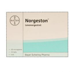 Norgeston 35 Tablets
